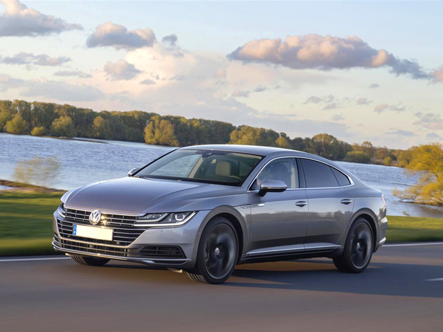 VOLKSWAGEN Arteon 2.0 BiTDI SCR 4MOTION DSG Sport BlueMotion Technology