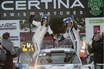 Ogier e Ingrassia sono i nuovi Campioni del Mondo Rally