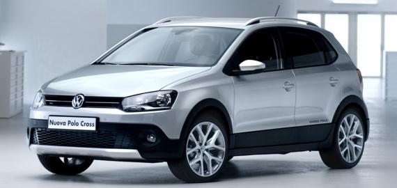 nuova polo cross rinaldi concessionaria volkswagen audi skoda e veicoli commerciali a. Black Bedroom Furniture Sets. Home Design Ideas