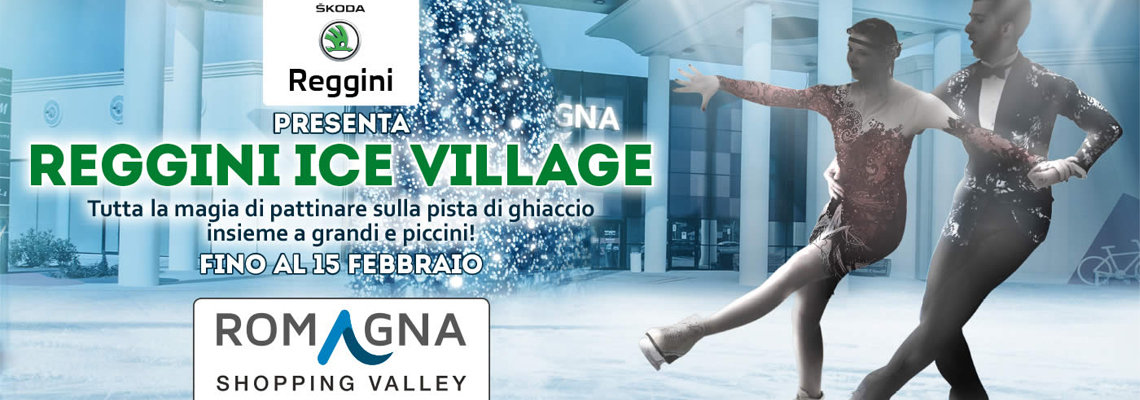 Reggini Ice Village