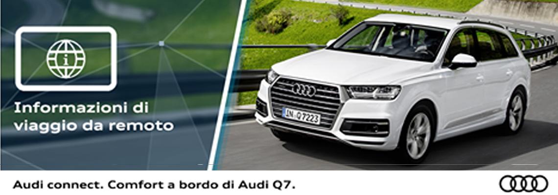 Audi Connect Comfort