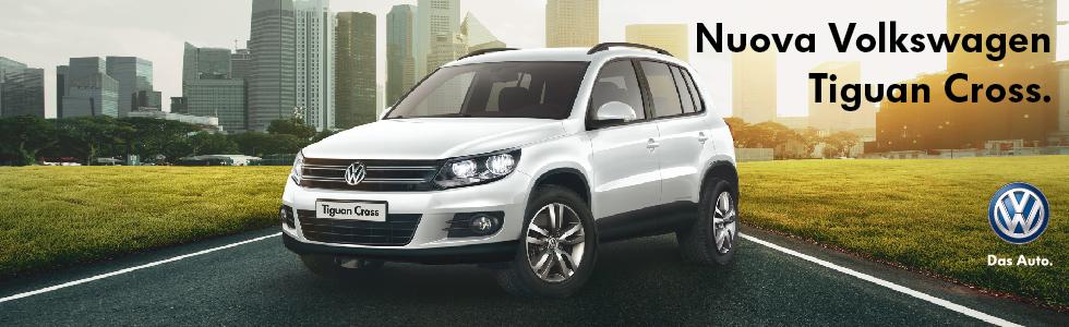 Nuova Volkswagen Tiguan Cross