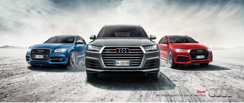 Audi Q Experience Days