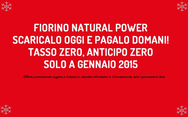 FIORINO NATURAL POWER