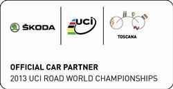 ŠKODA è Sponsor Ufficiale dei Mondiali di ciclismo 2013