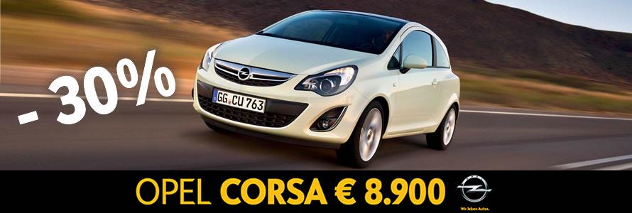 Promozione Nuova Opel Mokka