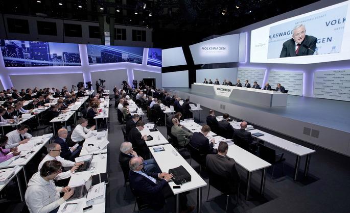 Il Gruppo Volkswagen ha chiuso un 2013 di successo