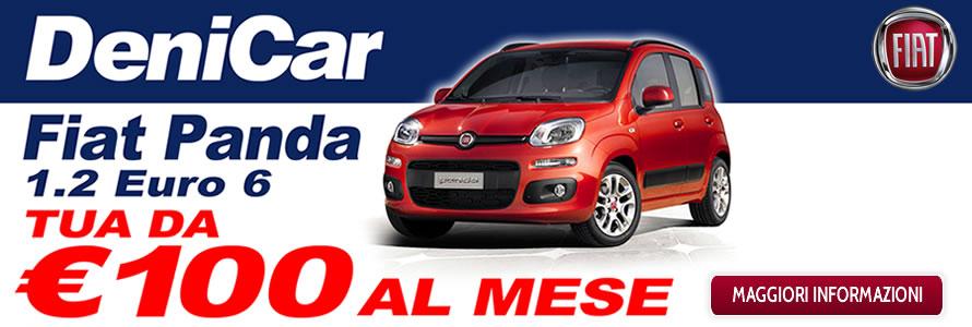 Promozione Fiat Panda