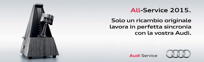 Audi All Service 2015