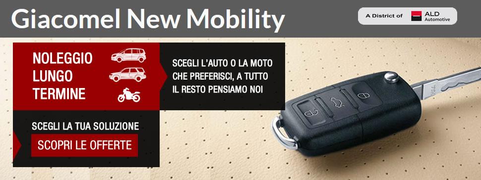 Offerte Auto Noleggio Lungo Termine Milano Giacomel New Mobility