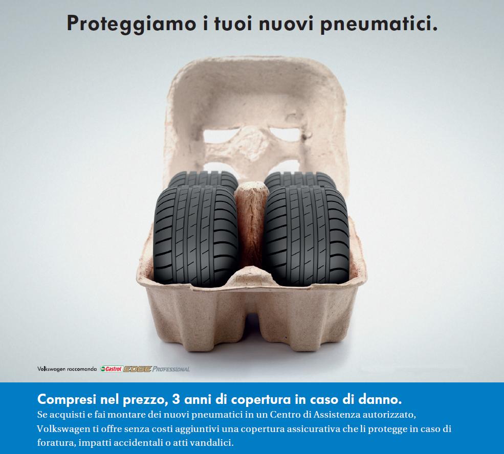 Protezione totale per i tuoi pneumatici