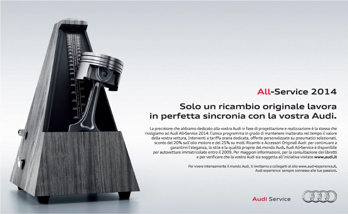 Audi All-Service 2014