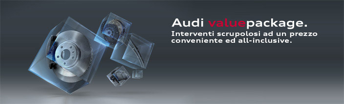 Audi Value Package
