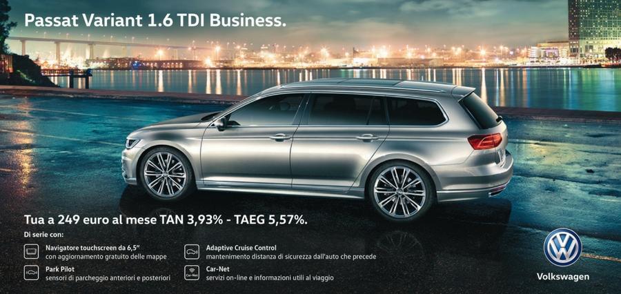 Passat 1.6 TDI Business