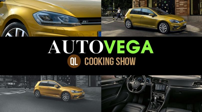 Autovega al QL Cooking Show