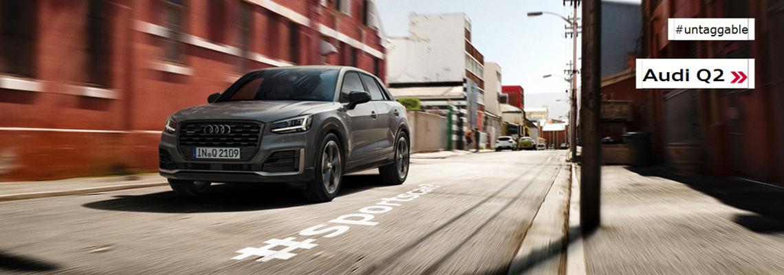 Audi Q2. #untaggable