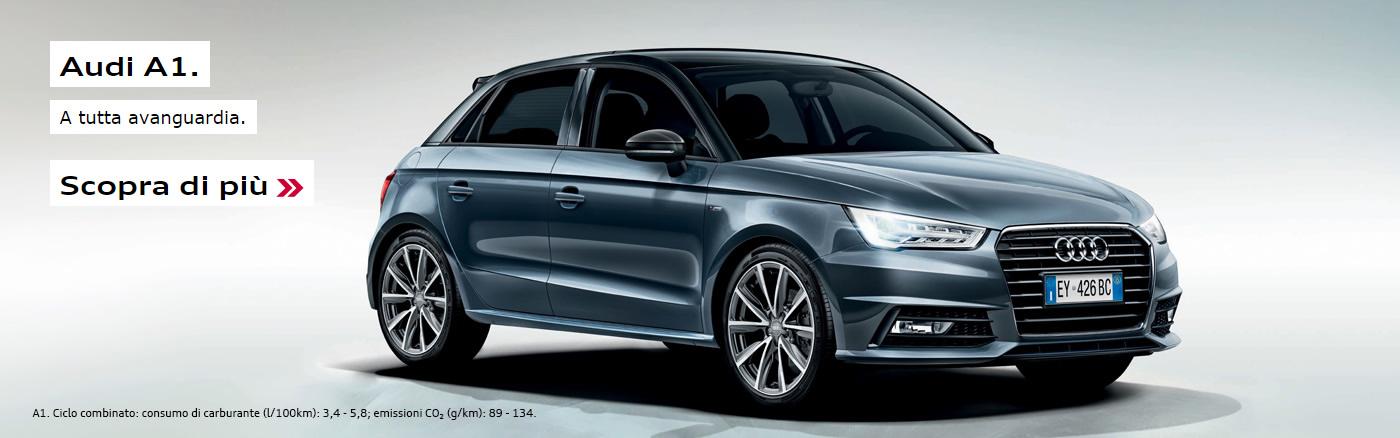 Nuova Audi A1.