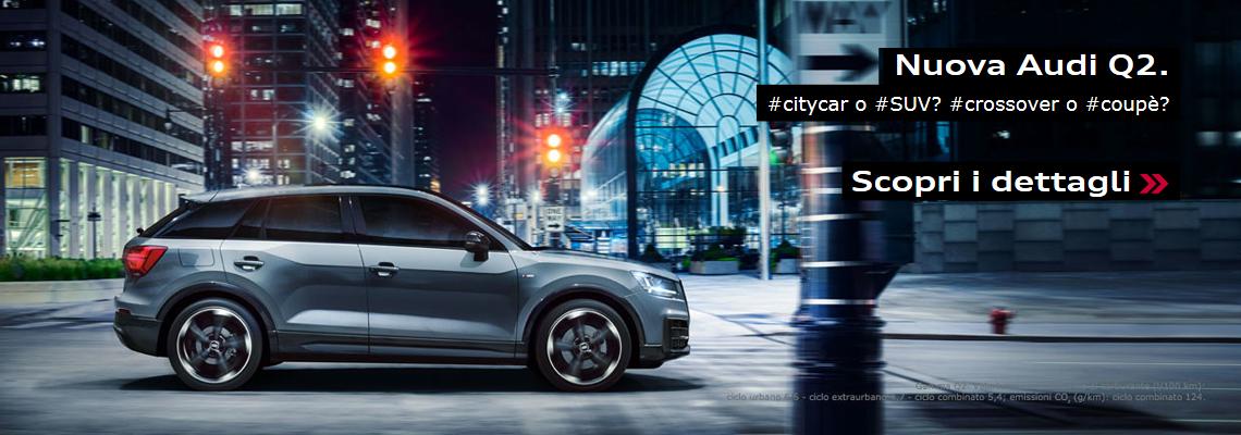 Nuova Audi Q2