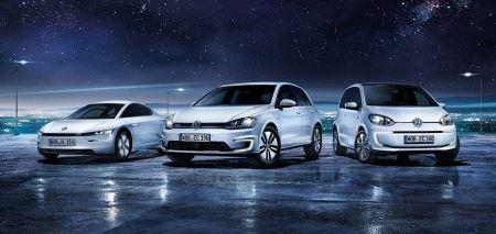 La Volkswagen elettrizza H2R 2014
