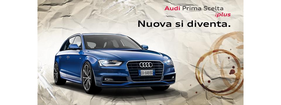 I nuovi vantaggi Audi Prima Scelta :plus