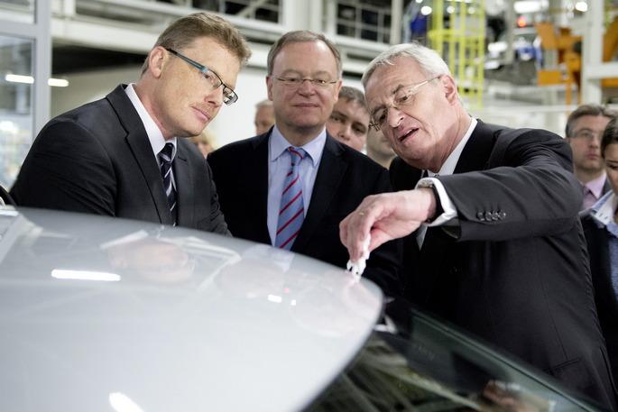700.000 vetture prodotte a Kaluga