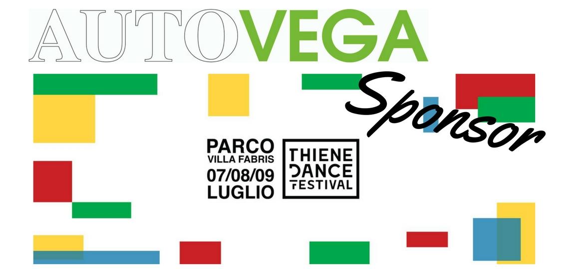 Autovega sponsor de Thiene Dance Festival