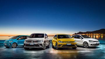 Volkswagen Summer campaign 2017
