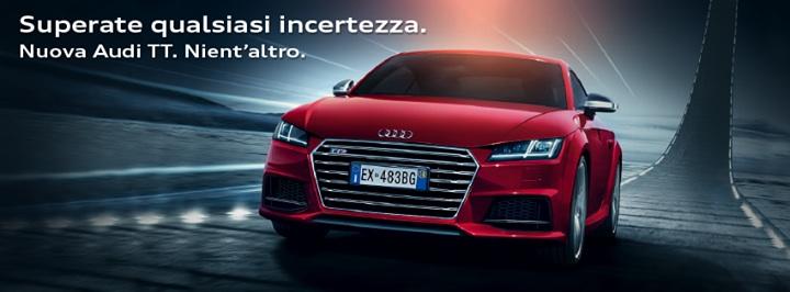 Nuova Audi TT. Visionaria.