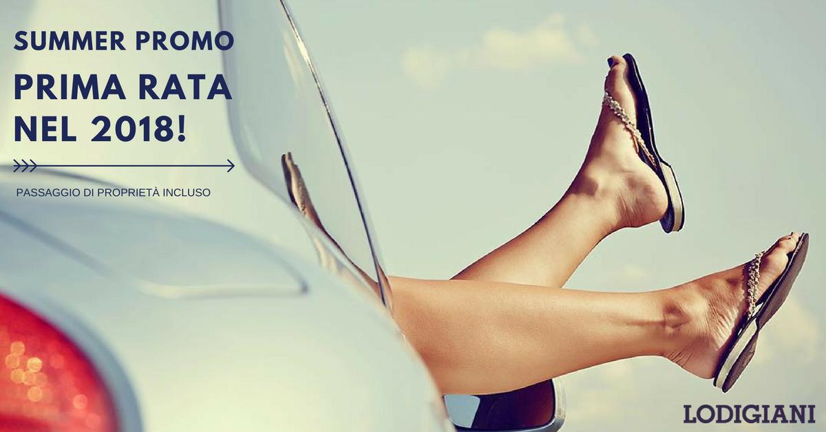 Summer Promo - Usato e KM 0 selezionati!