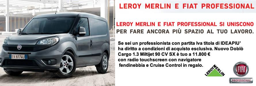DOBLO LEROY MERLIN