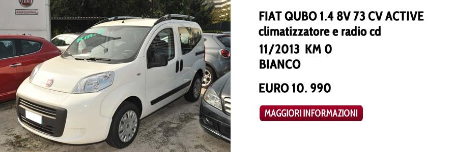 FIAT QUBO 1.4 8V 73 CV ACTIVE