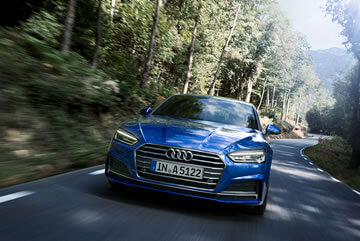 Audi A5 Sportback g-tron da 397 euro al mese con Noleggio a lungo termine