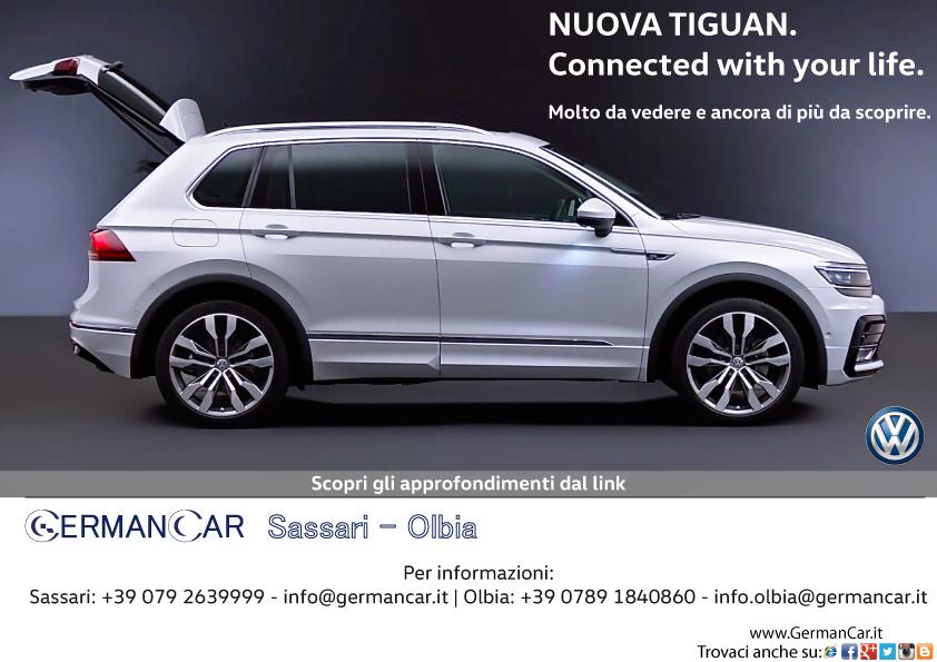 Volkswagen Nuovo Tiguan 2016