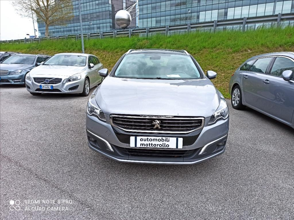 PEUGEOT 508 SW BlueHDi 150 S&S SW Business