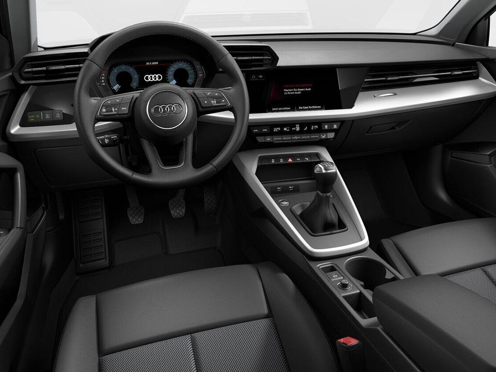 AUDI A3 Sedan 35 TDI S tronic Business Advanced