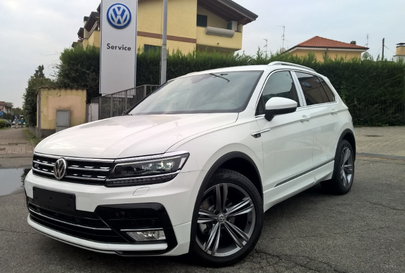 VOLKSWAGEN Tiguan 1.5 TSI 150 CV DSG Sport ACT BlueMotion Technology