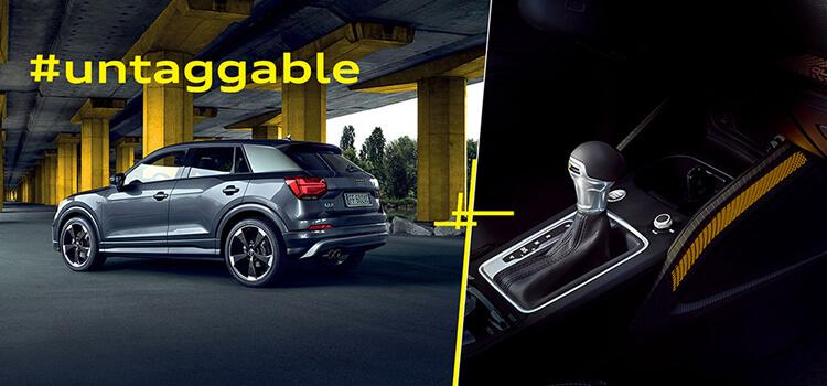 Audi Q2 con audi value, tua da 185 euro al mese