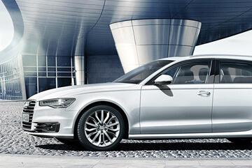 Gamma Audi A6 con finanziamento a tasso 0 ed extra vantaggio fino a € 5.000
