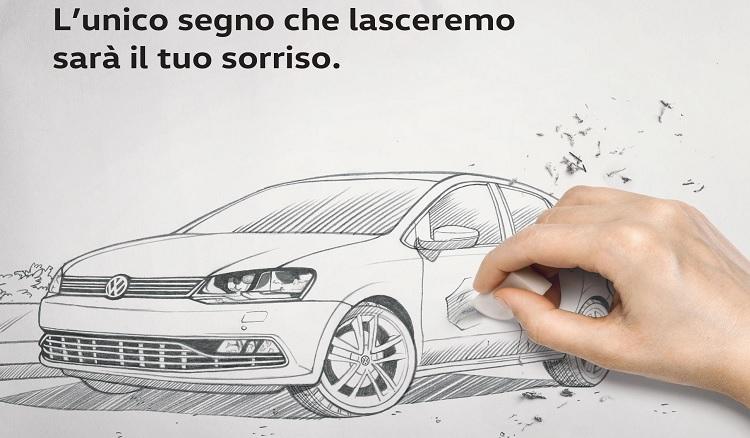 La tua Volkswagen, sempre come nuova