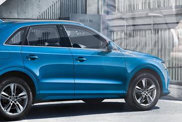 Audi Q3 con finanziamento a tasso 0 ed extra vantaggio fino a € 1.500