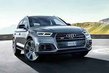 Audi Q5 con finanziamento a tasso 0 ed extra vantaggio fino a € 4.500