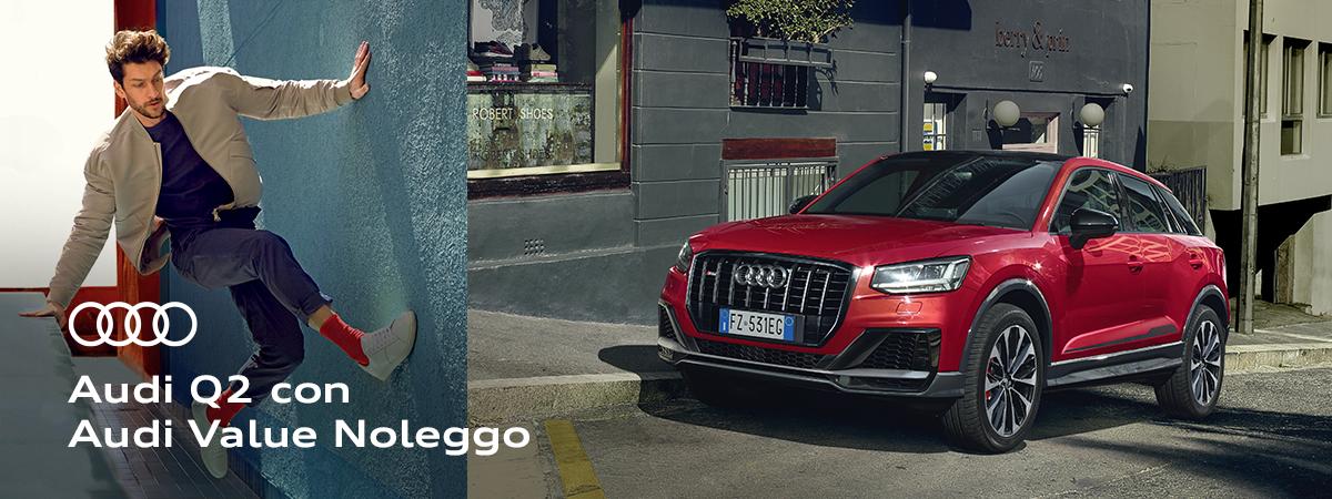 Mandolini Audi - Q2 Noleggio