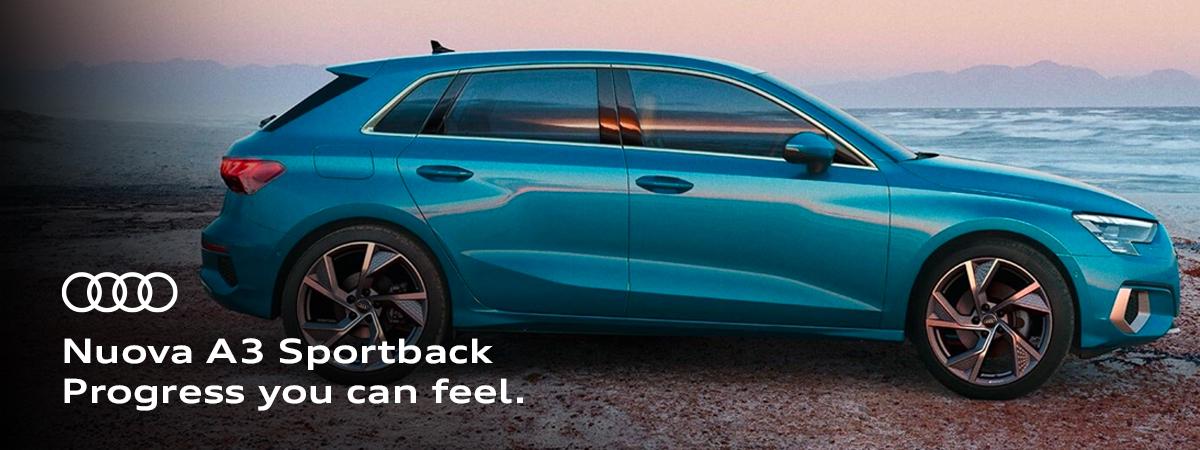 Nuova A3 Sportback