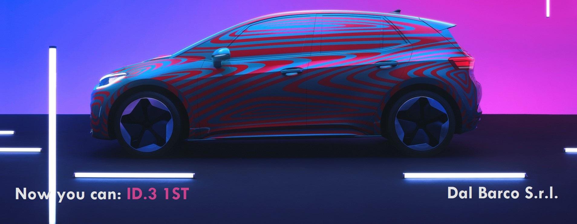 Volkswagen ID, just electric.