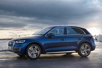 Nuova Audi Q5. In promozione con leasing e noleggio lungo termine.