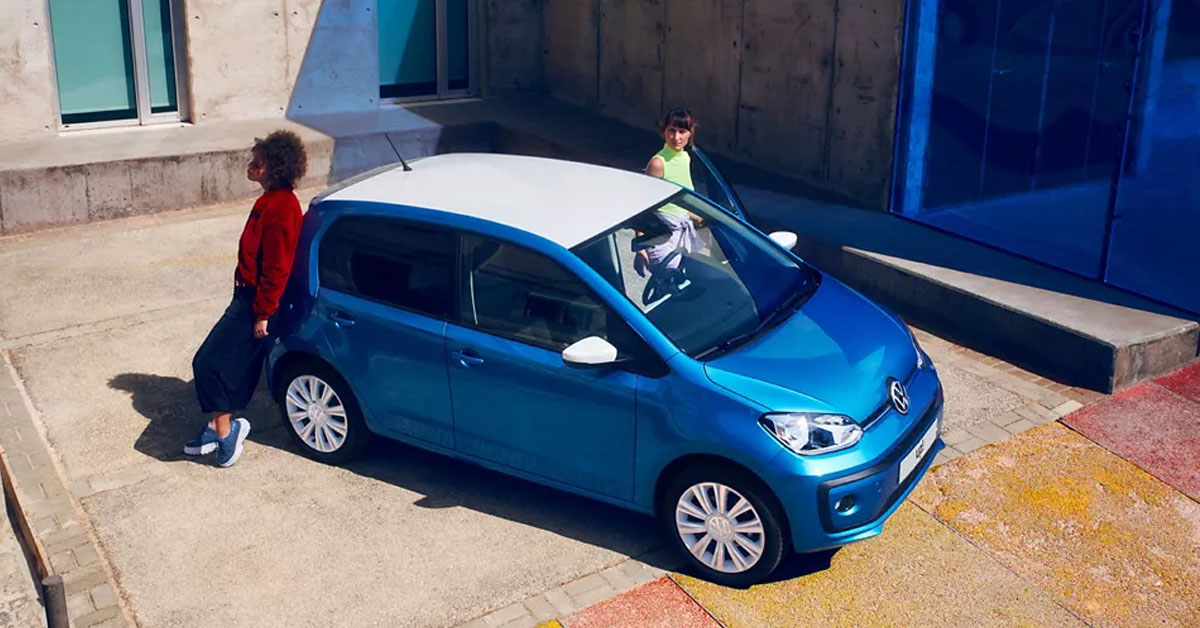 Volkswagen Up! Eco Up! in pronta consegna