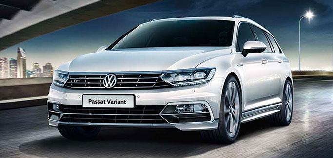 Volkswagen Passat Variant da €299 al mese