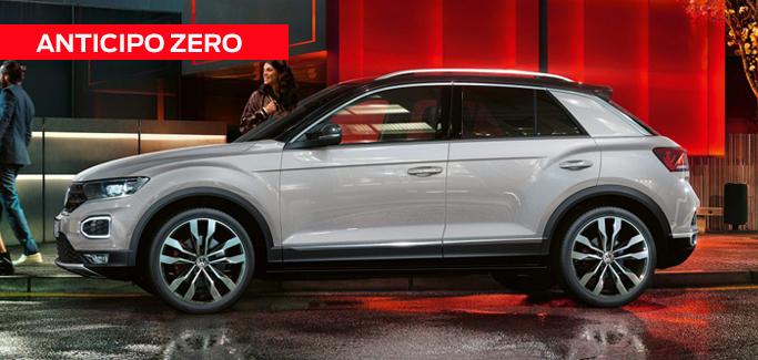Volkswagen T-ROC 1.0 TSI tua da €299