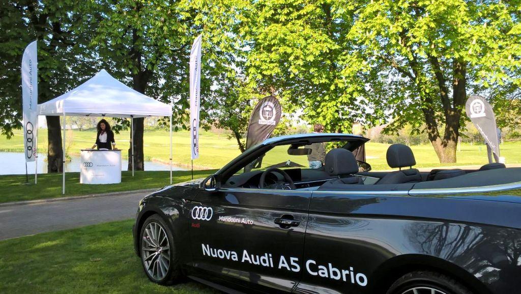 8 aprile 2017 – Innovative Audi Days al Golf Club di Arzaga