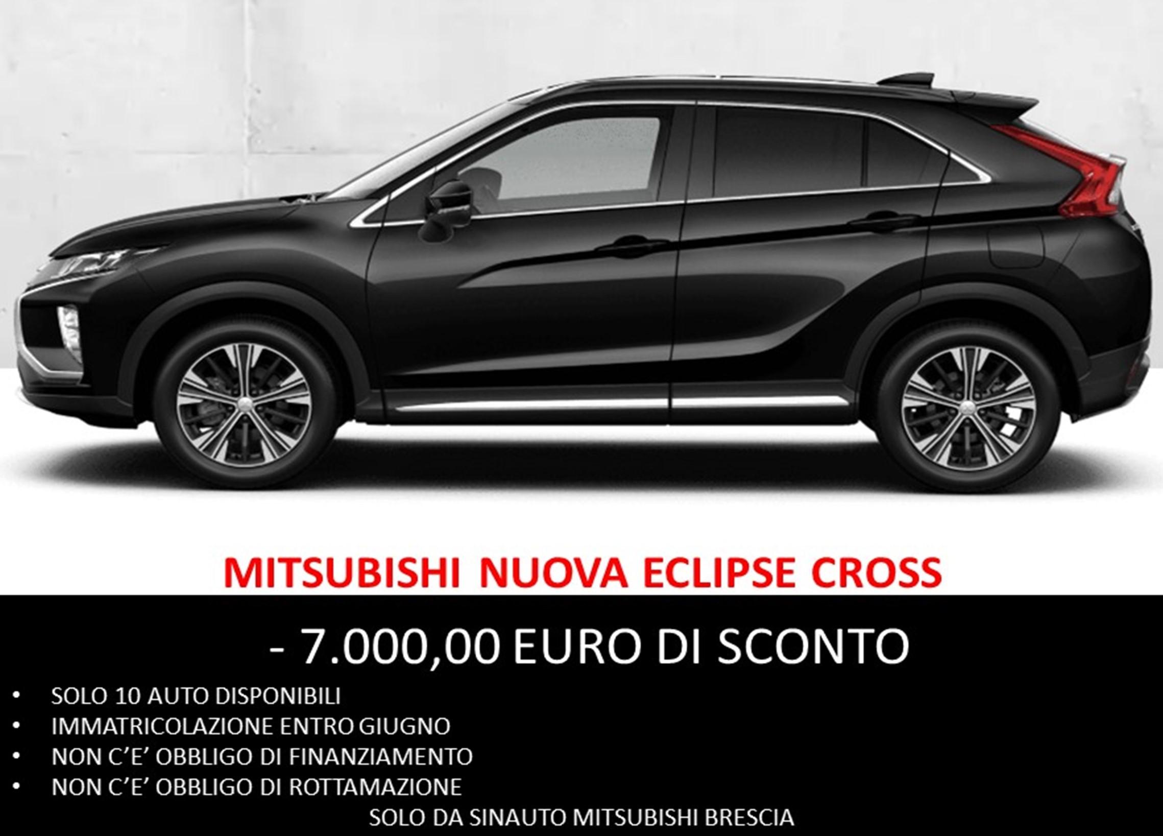 ECLIPSE CON 7.000 € DI SCONTO SENZA VINCOLI
